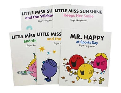 Books For Children - Mr Men Books