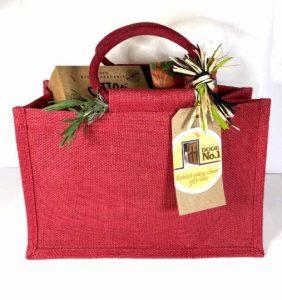 Vegan Jute Gift Bag