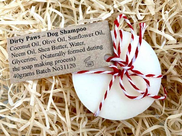 Dog Soap