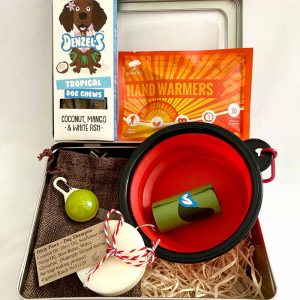 'Good Dog' Gift Tin - Pet Gifts - Gifts for Dogs - Dog Treats