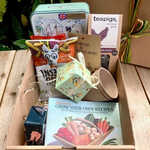 Green Thumb Gardener's Gift Box