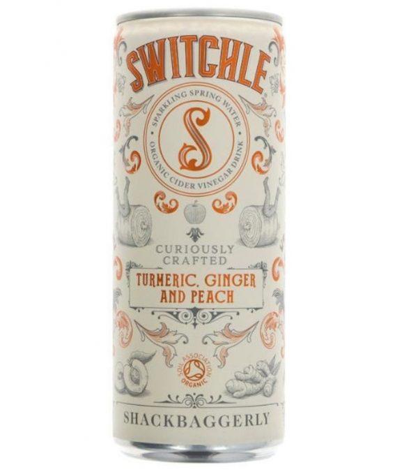 turmeric, giner & peach can