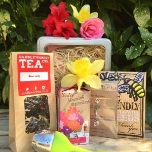 Love The Earth Gift Hamper - Tea Gift - Earth Gifts