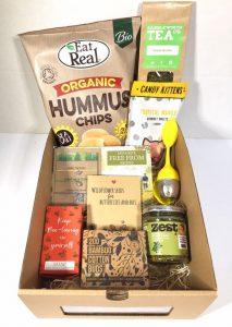Giant Vegan Hamper - Vegan Food Hamper - Vegan Gift - Fathers Day Hamper