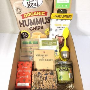 Giant Vegan Hamper - Vegan Food Hamper - Vegan Gift - Fathers Day Hamper
