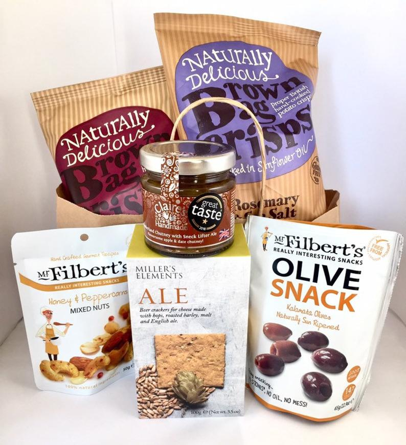 Artisan Snack Pack - Food Hamper