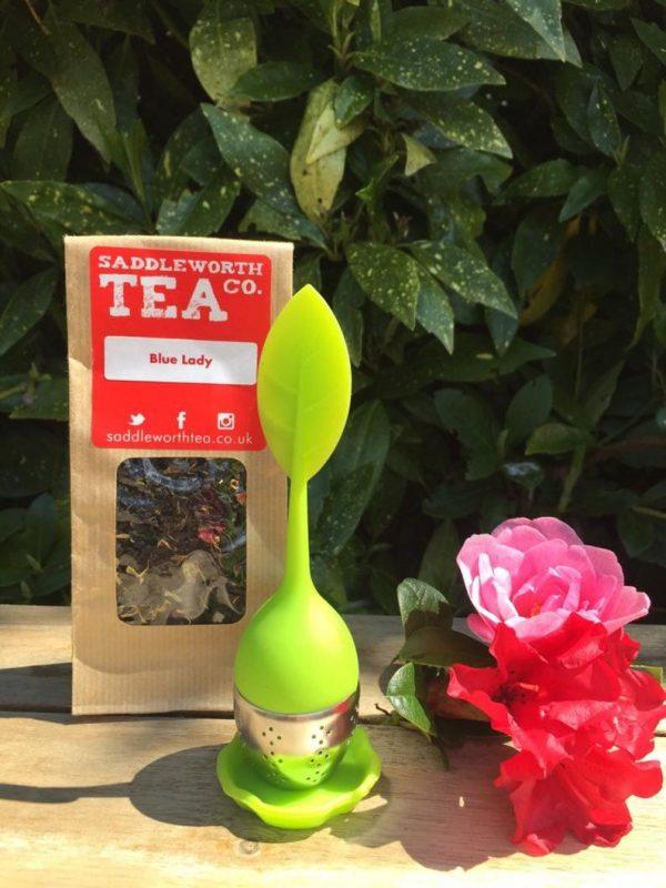 Saddleworth Tea Company - Blue Lady