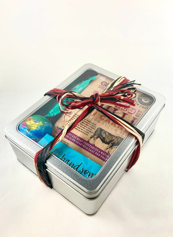 Tin for Him - Gifts For Him - Boyfriend Gifts - Gifts For Dad