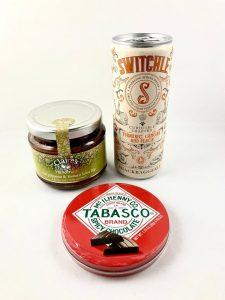 tabasco spicy chocolate