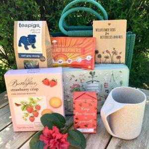 Gardener's Jute Bag Gift Hamper - Gardening Hamper