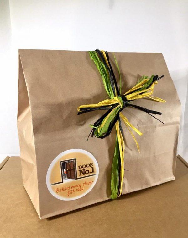 door no. 1 gift bag