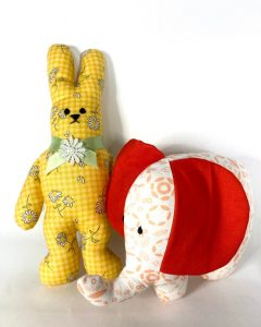 rabbit & elephant