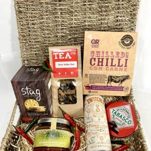 Hot To Trot - Chilli Lovers Hamper - Food Hamper - Chilli Hamper