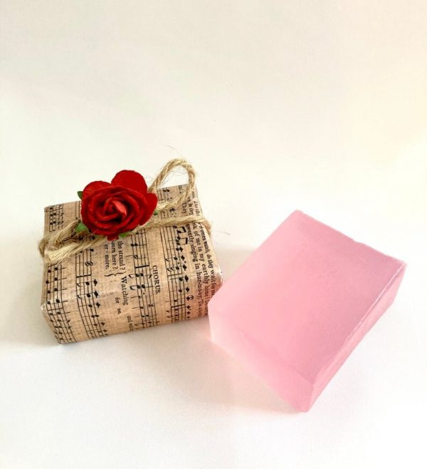 Pretty Little Treat Co. Soap Parcels.