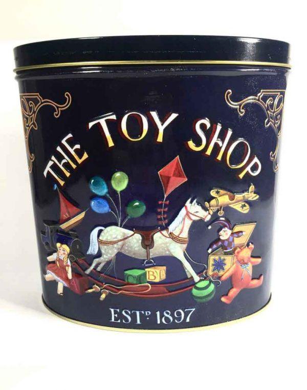 Toy Shop Tin