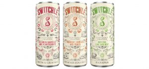 3 Flavoured Spring Water Tins